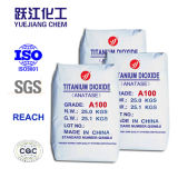 Anatase с High Whiteness A100 Titanium Dioxide