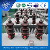 IEC/ANSIの標準、10kV/11kv OLTCオプションののための三相分布の変圧器