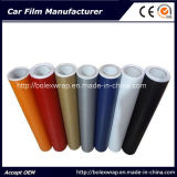공기를 가진 3D 탄소 섬유 비닐 차 포장 차 스티커 1.52X30m는 거품을 해방한다