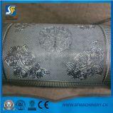 Precio de fabricación plegable de papel vendedor caliente de la máquina de la servilleta del tejido facial que graba