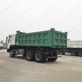 Etiópia Truck Sinotruk HOWO 30 Toneladas 371 6X4 Heavy Duty Basculante / Camião basculante