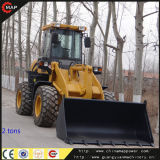 Snow Bucketの2ton Caise Similar Wheel Loader