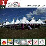 tente de Gazebo de tente de pagoda d'aluminium de 5X5m