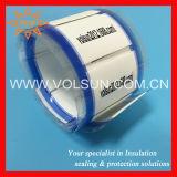 Douilles thermo-rétrécissables d'identification de câble d'impression thermique
