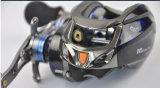 Baitcasting Fischen-Bandspule LBD120R und LBD120L