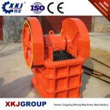Xkj Bergwerksausrüstung-Maschinerie-Kiefer-Steinzerkleinerungsmaschine