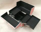 Caixa de trem cosmética de alumínio da composição (Mtcc-3608)