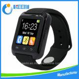 Intelligente Uhr neues 1.44 des Zoll Bluetooth Pedometer-intelligente Uhr-Handy-U8 U80
