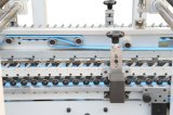 Скоросшиватель Gluer Xcs-1100DC автоматический для коробки дна замка