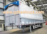 Cimc 50 тонн закрывает Van Полуприцеп