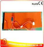 chaufferette à piles de silicones d'élément de garniture de couvre-tapis de chauffage des silicones 12V