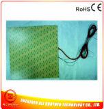 riscaldatore della stampante della gomma di silicone di 380*380*1.5mm 120V 1000W 3D