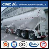 Cimc petroleiro maioria inoxidável da farinha de Huajun 48cbm