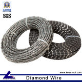 Sorgente Diamond Wire Saw per Marble Limestone Travertine (MDW-KT110)