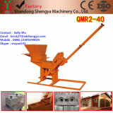 Qmr2-40によって圧縮されるLegoは機械を妨げる