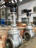 Soupape à vanne contrôlée du moteur électrique Dn600 Pn25 de DIN/GOST/API (Z941Y-DN600-PN25)