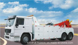 Carro de la recuperación del camión de auxilio de Sinotruk HOWO 6*4
