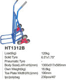 Escada de Ht1312b que escala o trole da mão de Floding