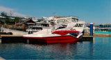 Barco do Parasailing da fibra de vidro com o motor interno Diesel