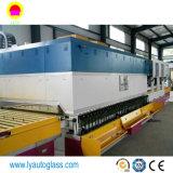 Máquina de templado de cristal plano horizontal de la cámara de la calefacción doble