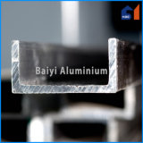 Formas de aluminio sacadas con varias series