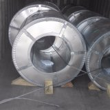 Dx51d ha galvanizzato la bobina d'acciaio preverniciata d'acciaio del materiale di strato del tetto della bobina