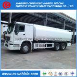 Camion di consegna di olio combustibile di Sinotruk 6*4