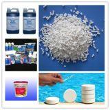 Sal ácida del sodio de Dichloroisocyanurate (NaDCC) CAS No. 2893-78-9