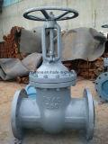 Válvula de porta do GOST do ferro de molde Pn40 Dn200