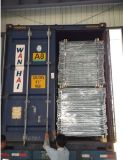 창고 저장에 의하여 직류 전기를 통하는 깔판 선반 철사 Decking