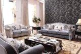 Sofá de sala de estar D4 + D2
