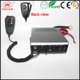 Veicolo Electronic Siren Amplifier con Big Microphone