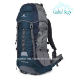 Dark Blue Sports Travel Outdoor Hiking Mountain Bike Bag Backpack