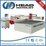 CNC van de hoge druk Schurende Waterjet van het Glas Scherpe Machine