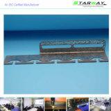 シート・メタルの製造(高品質の部品)のカスタマイズされたレーザーの切断