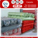 tapete liso não tecido perfurado agulha da exposição 100%Polyester