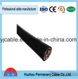 Isolamento del PVC e cavo inguainato di corrente elettrica 0.6/1kv