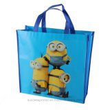 Sac d'emballage non tissé tissé par pp personnalisé promotionnel d'achats de sac, un sac plus frais, sac de coton, sac de toile, sac de cordon