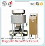 Separatore magnetico della polvere semiautomatica per il materiale di ceramica della glassa