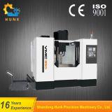 Máquina de trituração do CNC da linha central da fábrica 5 de Vmc850L China para fazer o molde