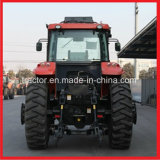 150HP o trator agricultural, quatro rodou o trator de exploração agrícola (KAT 1504A)