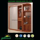 Holz täfelt Garderobe mit Qualität