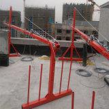 Zlp630는 강철 정면 청소에 의하여 중단된 작업 플래트홈을 그렸다