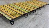 Militärbett-kampierende Koje-Bett-Feldbetten, die Bett falten