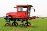 Pulverizador do crescimento do agente agricultural do TGV do tipo 4WD de Aidi para o campo e a exploração agrícola enlameados