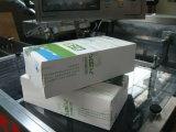 V automático plegable la línea completa de la máquina de la producción del papel de tejido facial