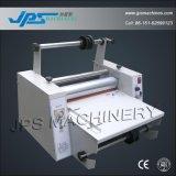 Étiquette automatique de Jps-380f et machine feuilletante chaude de film