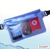Artículo que va de excursión el bolso impermeable para el teléfono elegante