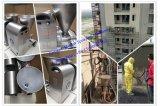 Материалы здания и орнамента делают машинное оборудование водостотьким строительных материалов распыляя