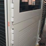 Des gute Qualitätsthermischer Bruch-Aluminiumflügelfenster-Aluminiumtürhälfte panel-, halbes Glasflügelfenster K06022